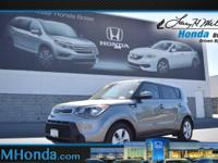 Win a steal on this 2014 Kia Soul Base while we have