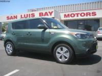 Options:  2014 Kia Soul Base|Green/Black|V4 1.6 L