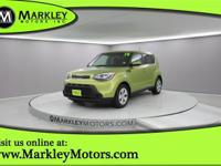 Our funky Carfax Accident-Free One Owner 2014 Kia Soul
