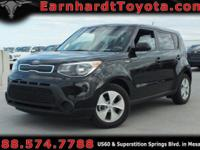 We are pleased to offer you this *1-OWNER 2014 KIA SOUL