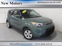 Sensibility and practicality define the 2014 Kia Soul!