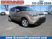 Come see this 2014 Kia Soul Base. Its Manual