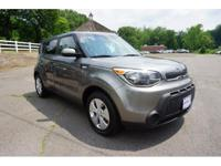 2014 Kia Soul Grey  Kia Certified Pre-Owned Details: