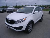 Extremely sharp!!! Kia CERTIFIED!!! Great MPG: 26 MPG