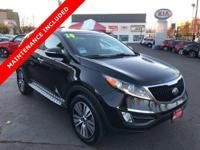 Come see this 2014 Kia Sportage EX. Its Automatic
