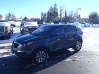 This 2014 Kia Sportage LX features traction control and