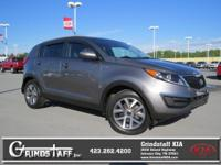 PREMIUM & KEY FEATURES ON THIS 2014 Kia Sportage