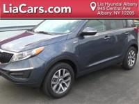 2014 Kia Sportage LX, One Owner *, and Clean Car-Fax *.