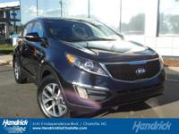 Options:  2014 Kia Sportage Lx|Black Cherry/Black|V4