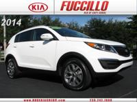 This 2014 Kia Sportage 2WD 4dr LX is offered to you for