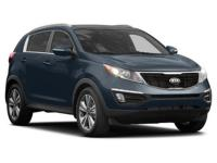 Come test drive this 2014 Kia Sportage! You'll