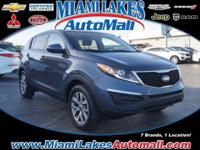 *** MIAMI LAKES KIA MITSUBISHI *** You'll get a