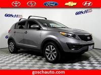 You can find this 2014 Kia Sportage LX and many others