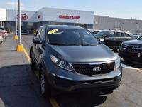 Gurley Leep Kia is excited to offer this 2014 Kia