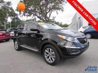 2014 Kia Sportage LX  ** The Kia Sportage  is a