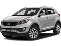 ~~ 2014 Kia Sportage LX ~~ CARFAX: 1-Owner, Buy Back