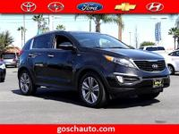 Check out this gently-used 2014 Kia Sportage we