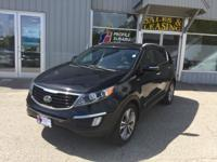 Load your family into the 2014 Kia Sportage! It