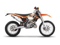 We have a big inventory of KTM parts and dirt