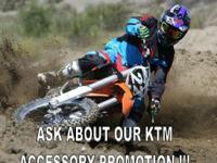 Make: KTM Year: 2014 Condition: New BRAND NEW!!! PER