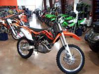 Make: KTM Year: 2014 Condition: New The 250 SX-F has