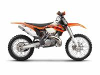 Make: KTM Year: 2014 Condition: New 2015 300XC