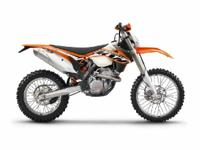 Make: KTM Year: 2014 Condition: New BLOWOUT SALE !!!