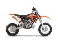 Motorbikes Motocross 2847 PSN. 2014 KTM 65 SX FALL