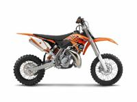 Make: KTM Year: 2014 Condition: New DEEP DISCOUNT ON