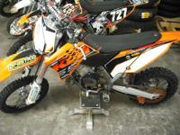 2014 KTM 65 SXS READY TO RACE !!! Motorcycles Mini