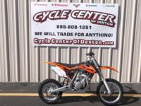 -LRB-940-RRB-580-2914 ext. 404. THE KTM 85SX!!! 2014