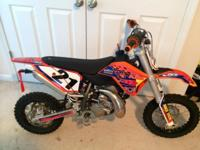 Purchased new July 2013 This bike is Lorettas ready