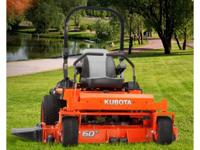 2014 Kubota Z725KH-60 Exmark Competition! For