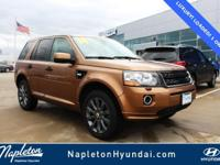 CARFAX One-Owner. Clean CARFAX. Bronze 2014 Land Rover