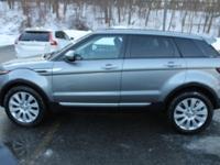 2014 Land Rover Range Rover Evoque Prestige Grey, LAND