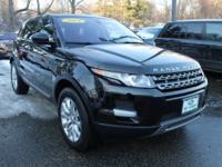 2014 Land Rover Range Rover Evoque Pure Santorini
