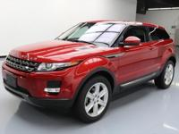 2014 Land Rover Evoque with 2.0L Turbocharged I4