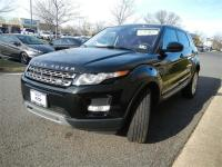 2014 Land Rover Range Rover Evoque Pure in Black w/