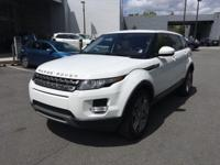 CarFax 1-Owner, This 2014 Land Rover Range Rover Evoque