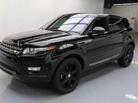 2014 Land Rover Evoque with 2.0L Turbocharged I4 DI