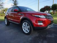 This 2014 Land Rover Range Rover Evoque is featured in