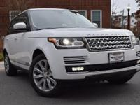 Looking for a family vehicle? This Land Rover Range