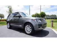 This 2014 Land Rover Range Rover is featured in Corris