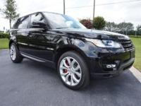This 2014 Land Rover Range Rover Sport is featured in