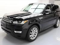 This awesome 2014 Land Rover Range Rover Sport 4x4