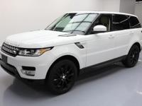 2014 Land Rover Range Rover Sport with 3.0L