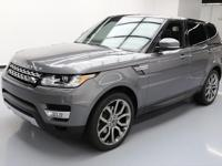 2014 Land Rover Range Rover Sport with 3.0L V6