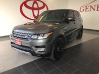We are excited to offer this 2014 Land Rover Range