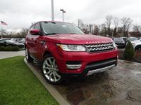 APPROVED CERTIFIED 2014 Land Rover Range Rover Sport