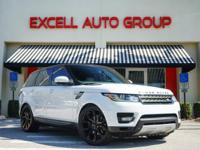 Introducing this 2014 Land Rover Range Rover Sport V6